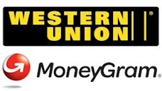 Western Union and Money Gram